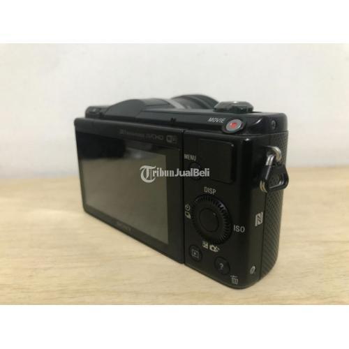 Kamera Mirrorless Bekas Sony A5000 Mulus Like New Harga Murah - Surabaya