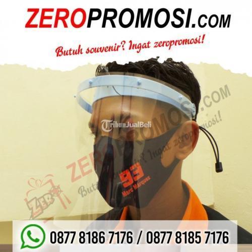 Souvenir Face Shield Alat Pelindung Diri Murah - Tangerang