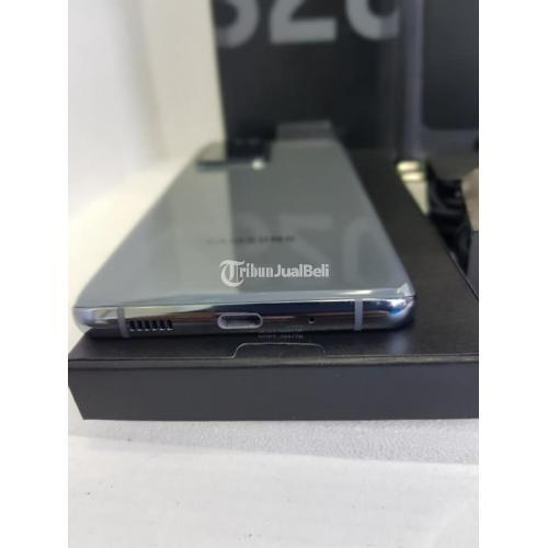 HP Bekas Samsung S20 Ultra 12/128GB Fullset Ori Like New Harga Murah - Jogja