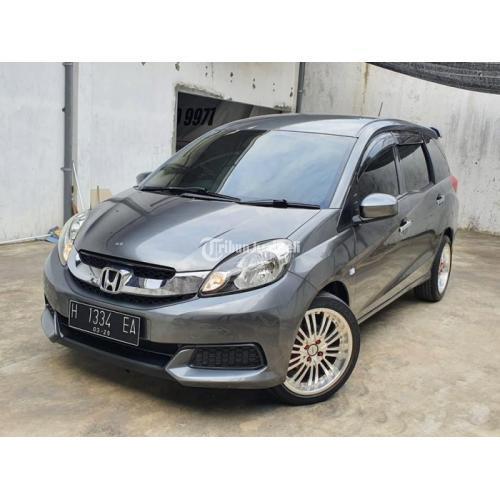 Mobil Bekas Honda Mobilio S Manual 2015 Like New Orisinil Harga Nego - Semarang