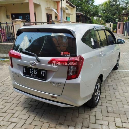 Mobil Bekas Daihatsu Sigra R 2018 Dula VVTI Pajak On No PR Harga Murah - Malang