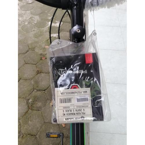 Sepeda Gunung Polygon Monarch 3 Baru Belum Jadi Pakai Harga Murah - Jogja