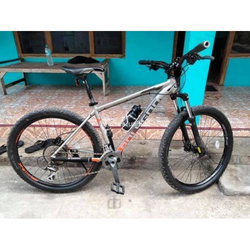 Sepeda Gunung Bekas Polygon Premier 4 Upgrade Standart Harga Murah - Sukoharjo