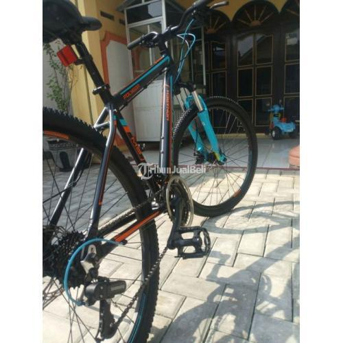 Sepeda Gunung Bekas Polygon Monarch 5 2020 Mulus Nominus Harga Nego - Sidoarjo