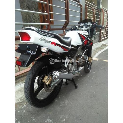 Motor Bekas Kawasaki Ninja R 2013 Lengkap Pajak Baru Harga Nego - Solo