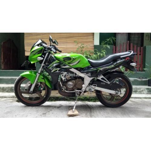 Motor Bekas Kawasaki Ninja R 2012 Siap Pakai Mesin Sehat Harga Murah - Magelang