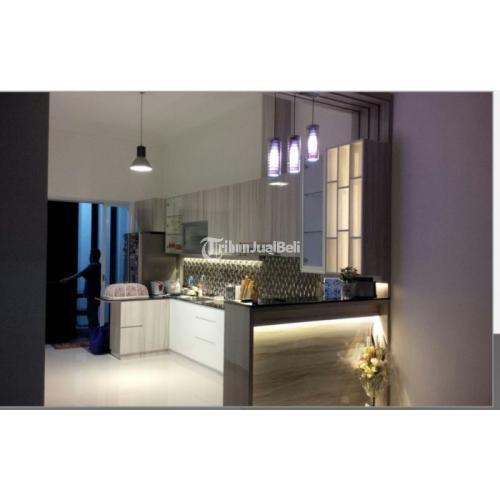 Jual Rumah Mewah 2 Lantai Bonus 3 Unit AC Kitchen Set Kondisi Bekas