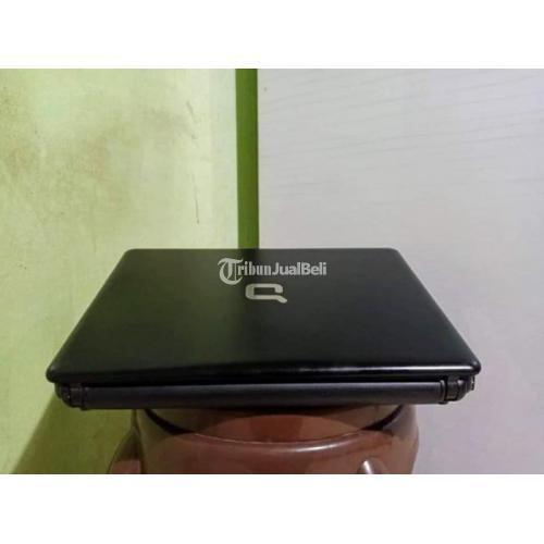 Laptop HP Compaq 14 Inch Bekas Harga Rp 1,7 Juta Ram 2GB Normal Murah - Makassar