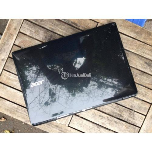 Laptop Acer E5-471 Bekas Harga Rp 2,34 Juta Ram 4GB Normal Murah Lengkap - Makassar