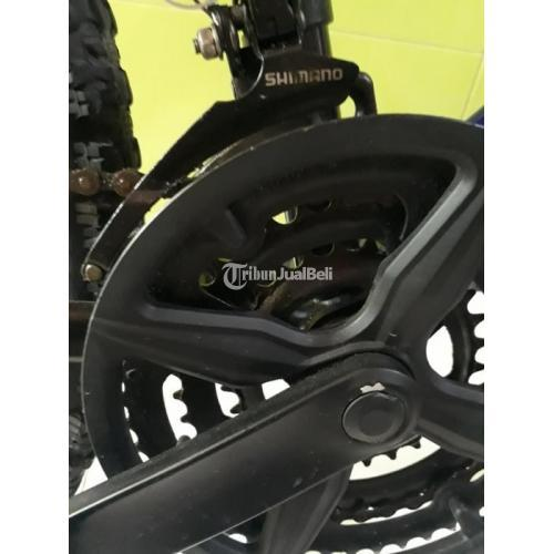 Sepeda Polygon Tango Bekas Harga Rp 1,7 Juta MTB Murah Full Alloy Normal - Surabaya