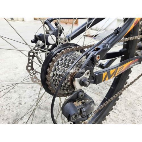 Sepeda Wimcycle M2 Bekas Harga Rp 3,95 Juta Nego MTB Murah Normal - Bekasi
