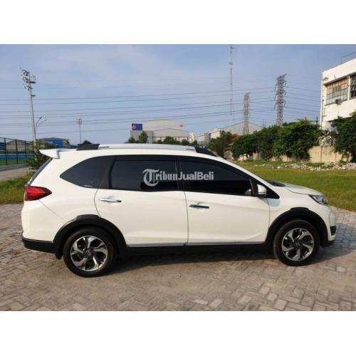 Mobil Honda BR-V Bekas Harga Rp 158 Juta Tahun 2016 Pajak Hidup Murah - Jakarta Barat