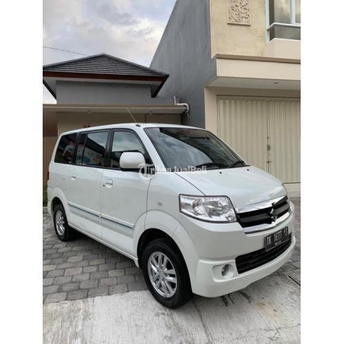Mobil Suzuki APV GX Bekas Harga Rp 110 Juta Tahun 2018 Manual Bisa Kredit - Denpasar