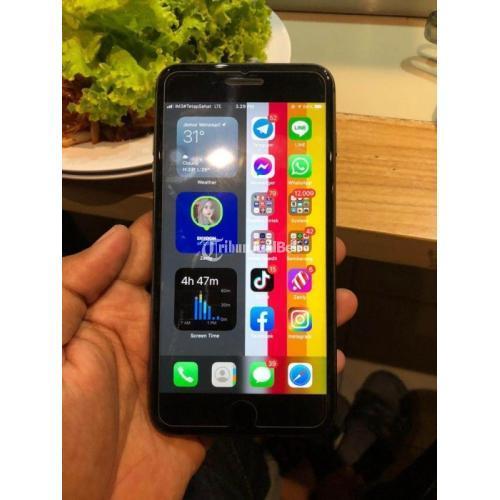 HP Bekas iPhone 8 Plus 64GB Ex Inter Fullset Normal Harga ...