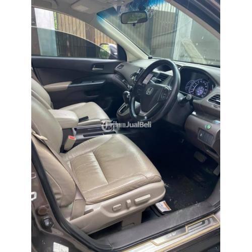 Mobil Bekas Honda CRV  2013 2.4 Automatic Surat Lengkap Pajak On Harga Nego - Jakarta