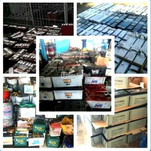 spesialis Beli AKI Bekas Mobil Motor UPS Server BTS Tower Forklif  - Jakarta