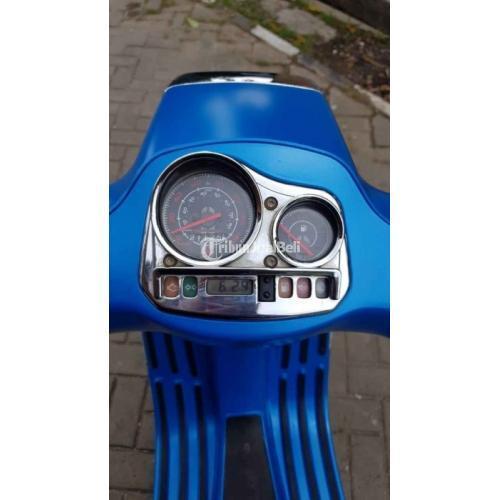 Motor Bekas Vespa S 125 3vie 2016 Mulus Standar Harga Nego - Jakarta