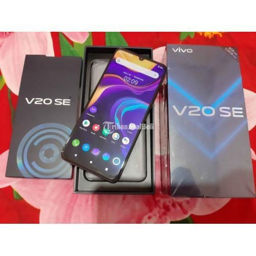 HP Vivo V20 SE Bekas harga Rp 3,4 Jutaan Ram 8GB 128GB Lengkap Garansi - Malang