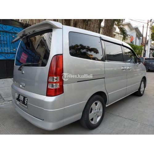 Mobil Nissan Serena CT BEkas Harga Rp 54,5 Juta Tahun 2004 Matic Murah Normal - Jakarta