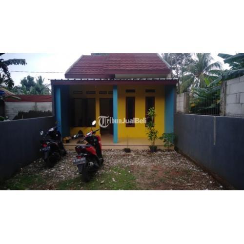 Dijual RUmah Siap Huni Strategis Bebas Banjir di Desa Ragajaya Citayam - Bogor