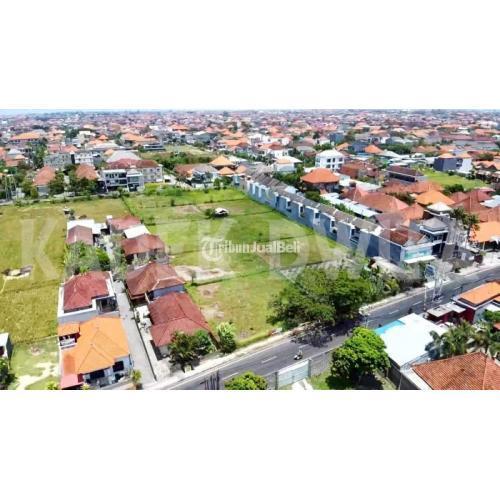 Dikontrakan Sewa Tanah Jalan Utama Tukad Balian Renon Dekat Sanur - Denpasar