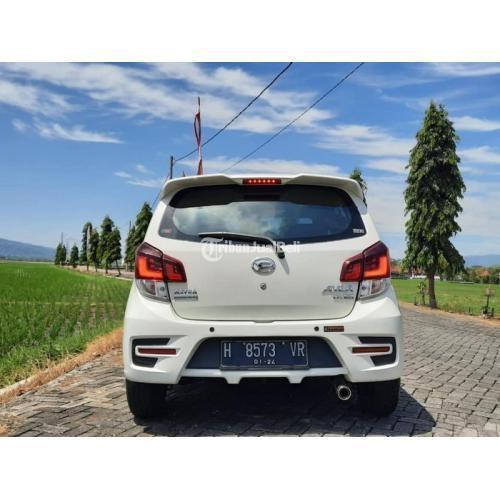 Mobil Bekas Daihatsu Ayla 1.2 R Manual 2018 Orisinil ...