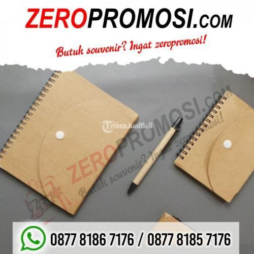 Souvenir Memo Ramah Lingkungan + Pulpen Kode YS-MO Uk Besar - Tangerang