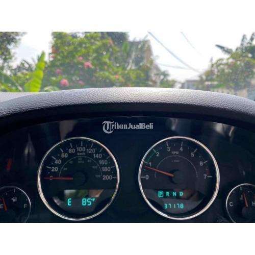 Mobil Bekas Jeep Wrangler 3.6 Sport 2014 Sehat Terawat Harga Murah - Jakarta