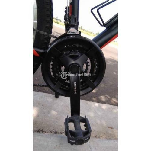 Sepeda Rubick R 7.0 Bekas Harga Rp 1,95 Juta MTB Murah Like New Normal - Bandung