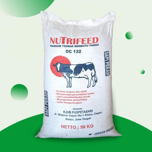 PMT Nutrifeed Sedia Produk Pakan Sapi, Domba, Kambing - Klaten