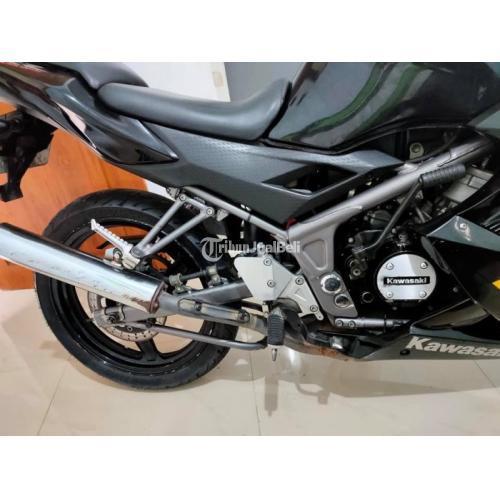 Motor Bekas Kawasaki Ninja 2014 Bagus Terawat Harga Murah - Jogja