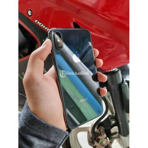HP Bekas iPhone X 256GB Fullset Normal Harga Nego - Karawang