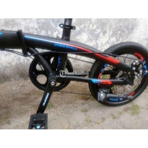 Sepeda Lipat Pacific 2980 RX 6.0 Bekas Harga Rp 2,8 Juta Seli Murah - Surabaya