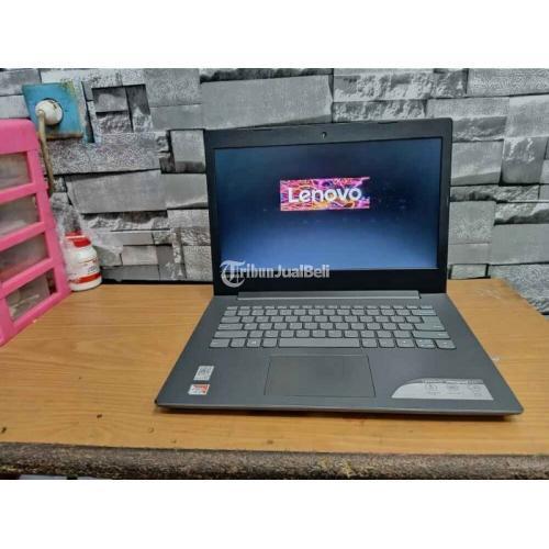 Laptop Lenovo IP320 Bekas Harga Rp 3,38 Juta AMD A9 Ram 4GB Murah - Bandung