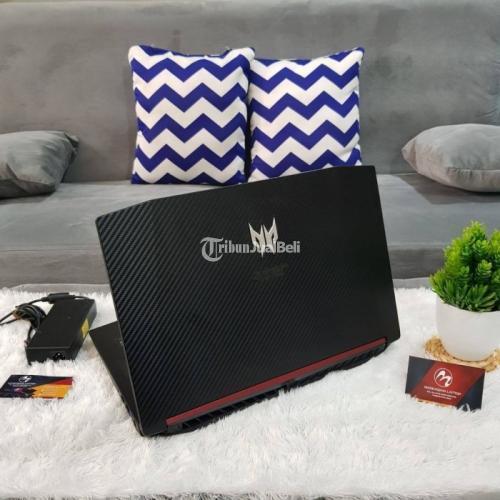 Laptop Acer Nitro 5 AN515 Bekas Harga Rp 10,9 Juta Core i7 Ram 8GB Murah - Medan