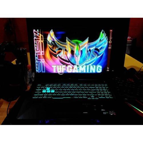 Laptop Asus TUF 706 IU-AS76 Bekas Harga Rp 22,8 Juta Gaming Murah Normal - Medan