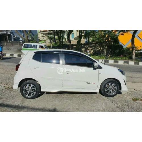 Mobil Toyota New Agya TRD 1.2L Bekas Harga Rp 133 Juta Tahun 2019 AT Normal - Samarinda