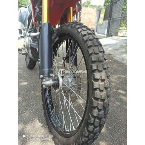 Motor Trail Kawasaki KLX 150 Bekas Harga Rp 29 Juta Nego Tahun 2019 Lengkap Murah - Bogor
