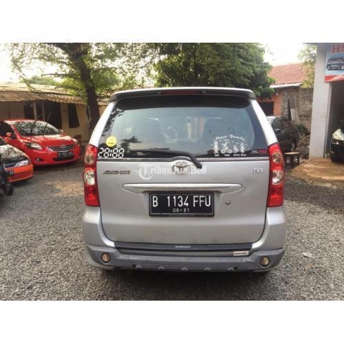 Mobil Toyota Avanza G VVti Bekas Harga Rp 59,9 Juta Tahun 2011 Manual Full Ori - Jakarta