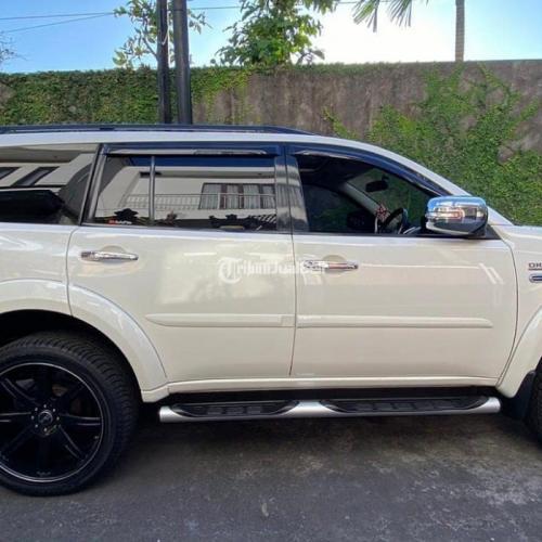 Mobil Mitsubishi Pajero Dakar Bekas Harga Rp 260 Juta Tahun 2012 SUV Murah - Bali