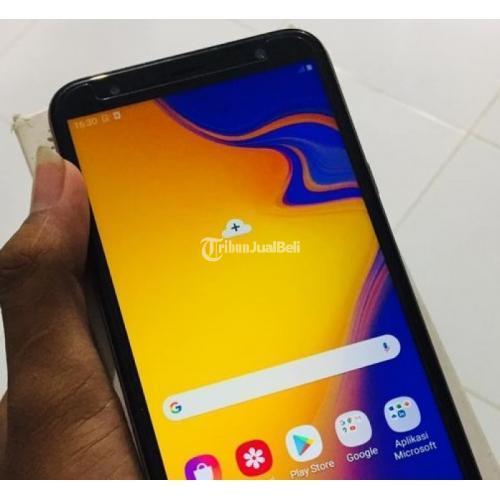 HP Bekas Samsung J4 Plus 2/32GB Mulus Nominus Fullset Harga Murah - Gianyar