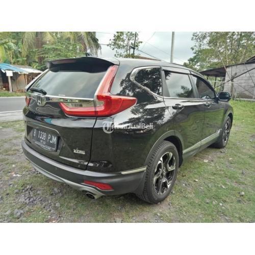 Mobil Bekas Honda CRV 1.5 Turbo Matik 2017 Full Ori Mulus Terawat Harga Nego - Jogja