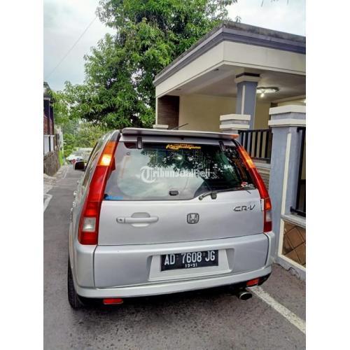 Mobil Bekas Honda CRV Gen 3 2002 Sehat Body Kaleng Harga Nego - Solo