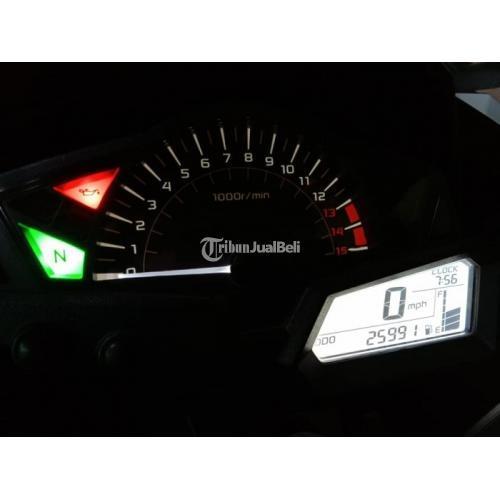Motor Bekas Kawasaki Ninja 250 2012 Nominus Siap Pakai Harga Murah - Jogja