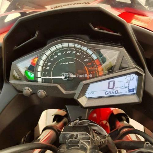 Motor Bekas Kawasaki Ninja 250 Fi 2016 Tangan1 Surat Lengkap Pajak On Harga Nego - Surabaya