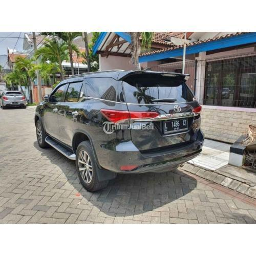 Mobil Bekas Toyota Fortuner VRZ Facelift 2017 Pajak Panjang Harga Murah - Surabaya