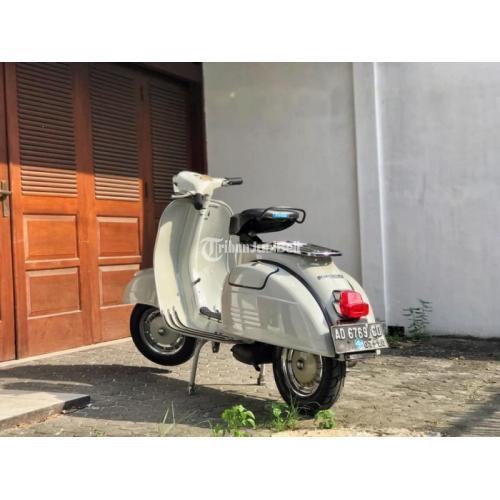 Motor Bekas Vespa Sprint 78 As Mulus Sehat Siap Pakai Harga Nego - Solo