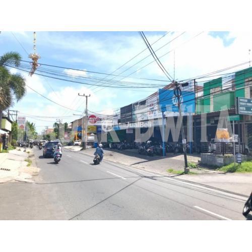 Dijual Ruko Posisi Hook Tukad Batanghari Panjer Renon - Denpasar