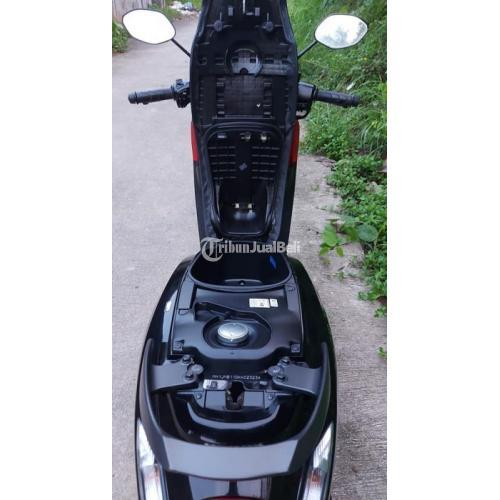 Motor Honda All New Genio Bekas Harga Rp 14,2 Juta Nego Tahun 2019 Matic Murah - Samarinda