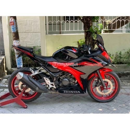 Motor Bekas Honda CBR 2017 Pajak Hidup Siap Pakai Harga Nego - Surabaya